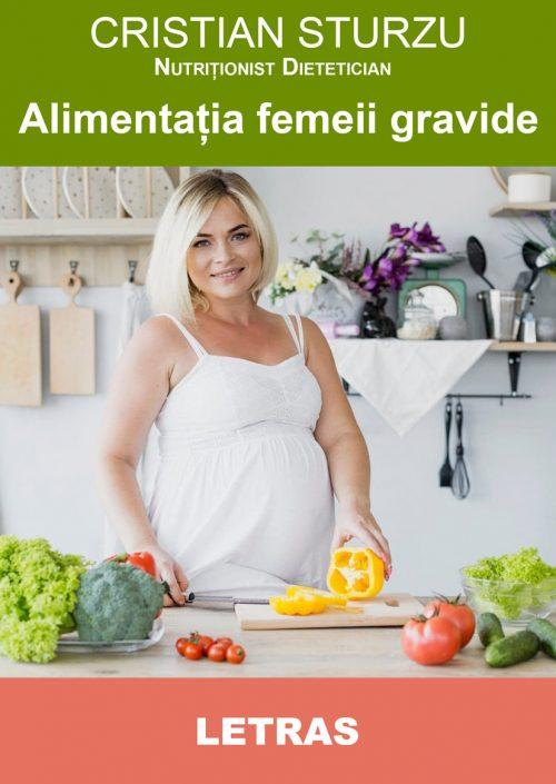 Alimentatia femeii gravide
