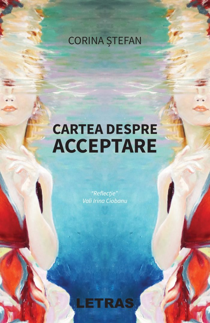 Cartea despre acceptare - Corina Ștefan - Editura Letras