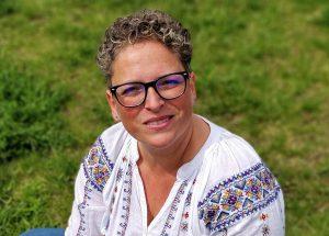 Raluca Barbu - autor Vacantei americane