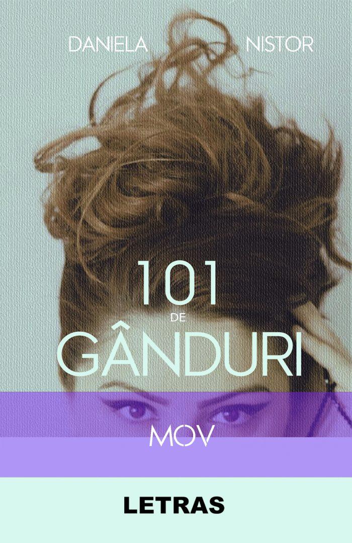 101 de ganduri mov - Daniela Nistor