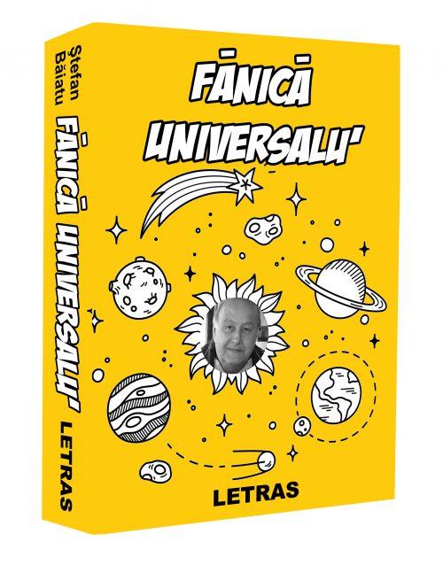 Fanica Universalu - Stefan Baiatu - editura Letras