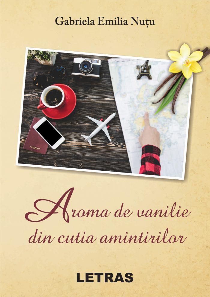 Nutu Gabriela Emilia_Aroma de vanilie