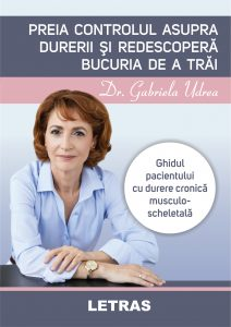 Gabriela Udrea Preia controlul asupra durerii și redescoperă bucuria de a trăi