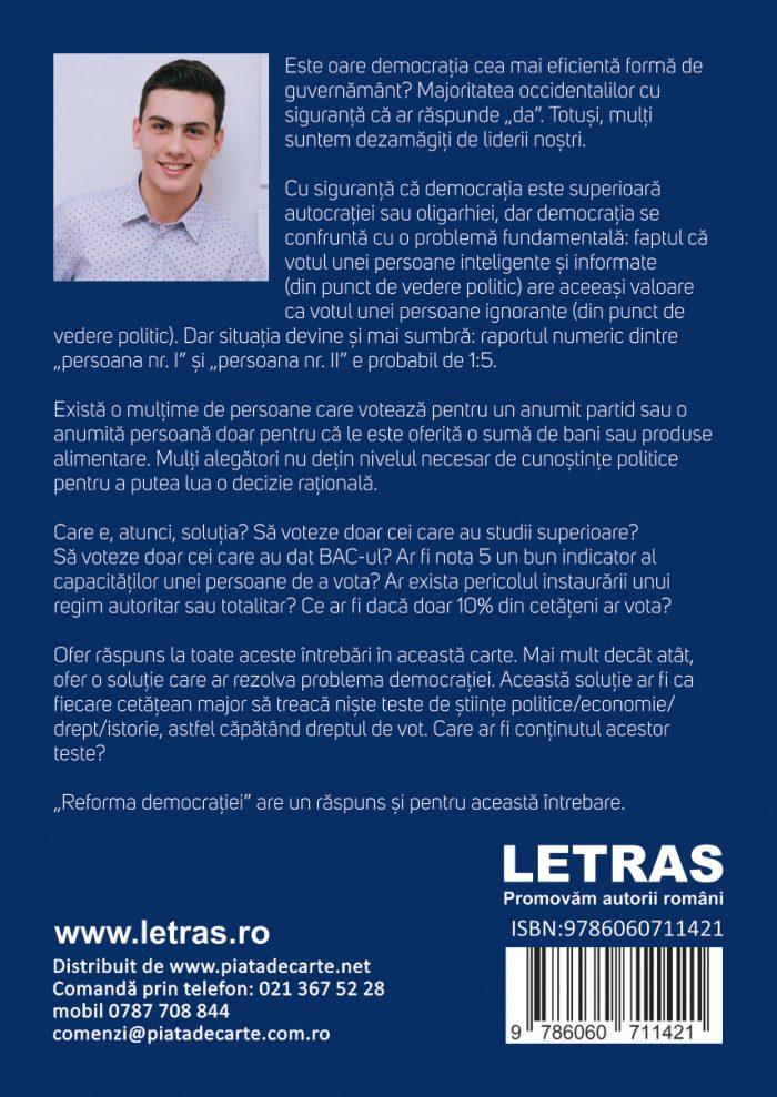 Vescu Gabriel_Reforma democratiei