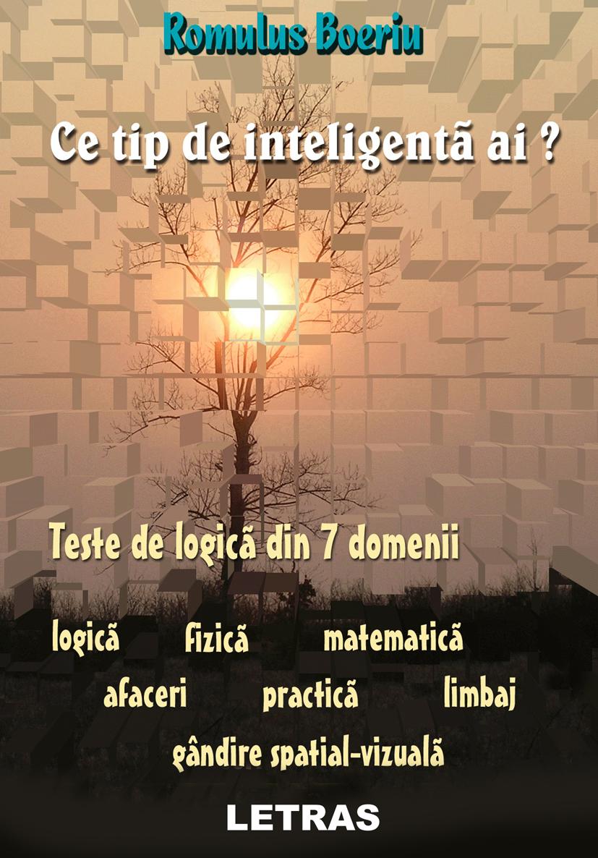 Ce tip de inteligenta ai_Romulus Boeriu_eBook cover