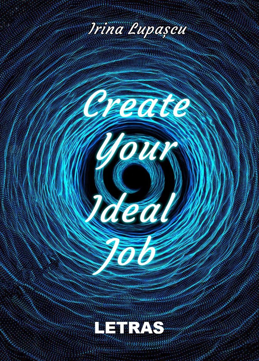 Create your ideal job coperta