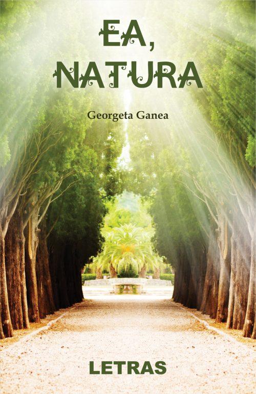Ganea Georgeta_Ea natura_coperta 1