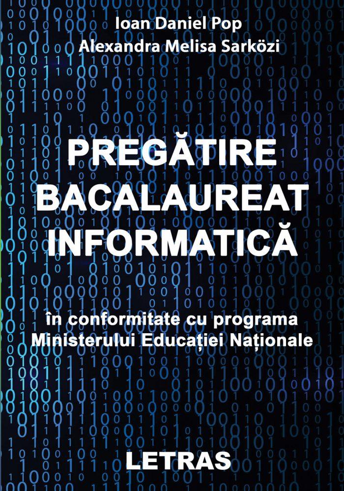 Pregatire Bacalaureat informatica_coperta 1