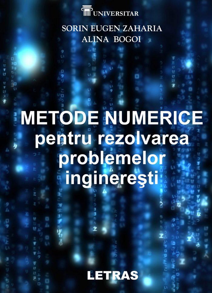 Metode numerice pentru rezolvarea problemelor ingineresti (eBook PDF)