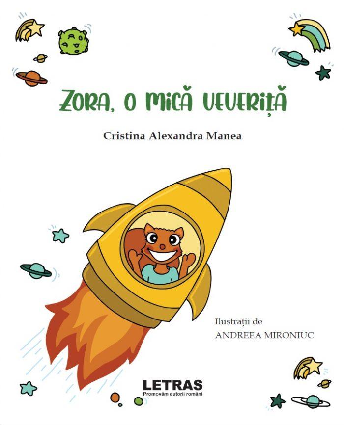first page_Zora, o mică veveriță