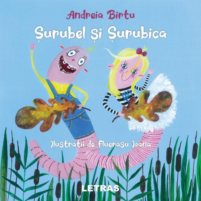 Birtu Andreia_Surubel si Surubica_coperta 1_300 dpi_RGB