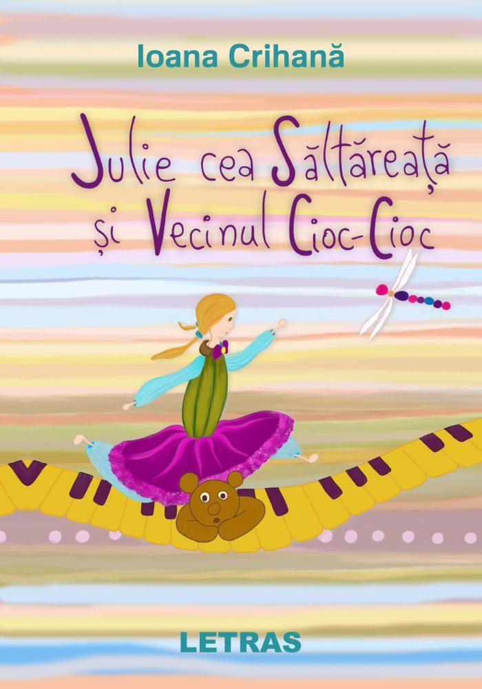 Julie_cea_Saltareata_Letras