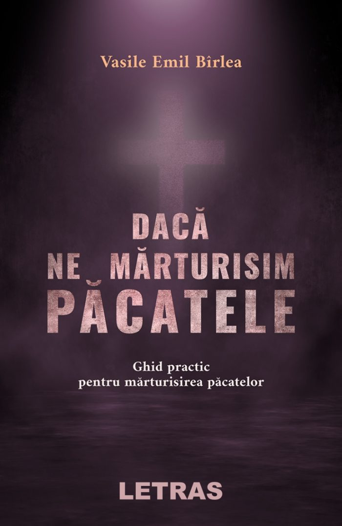 Daca ne marturisim pacatele - Vasile Emil Birlea
