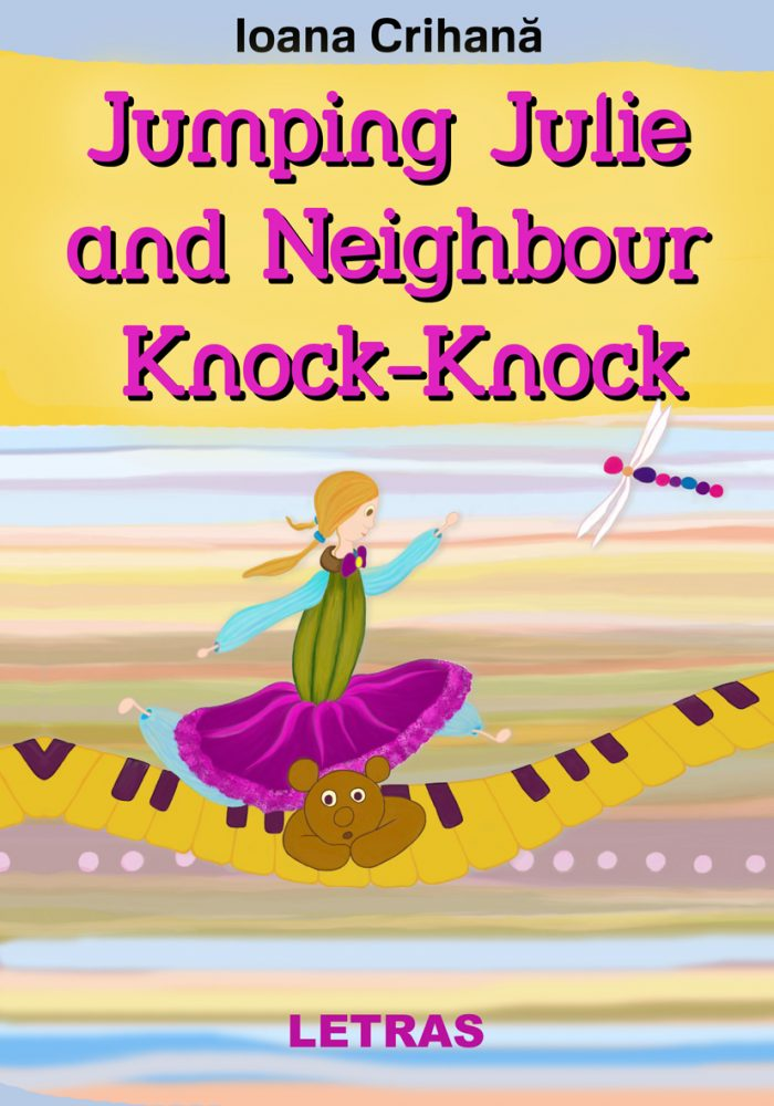 Jumping Julie and the Neighbour Knock-knock_English 150