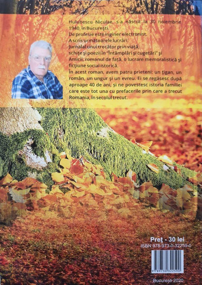 Coperta 4_Amicii_Niculae Hulubescu
