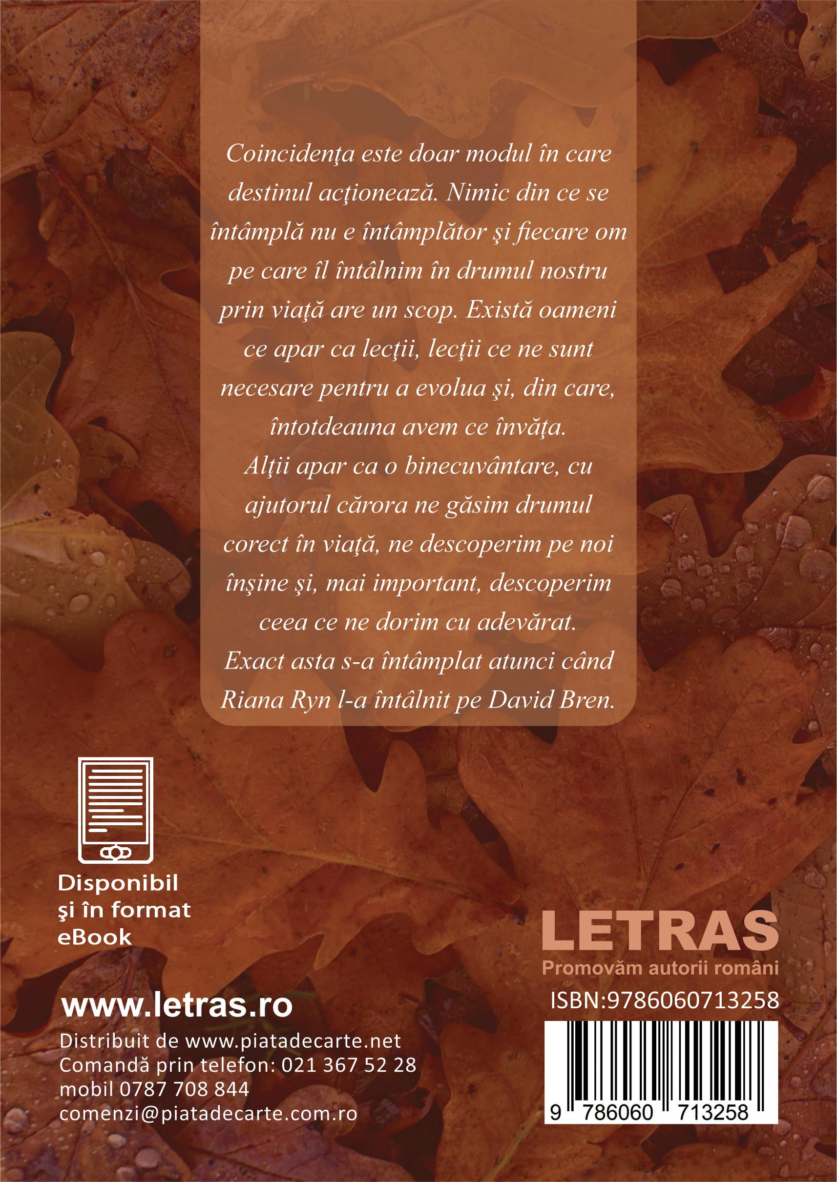 coperta 4 Tot ce nu ți-am spus (ed. tipărită) - Autor: Nico Bicann - Editura Letras, 2021