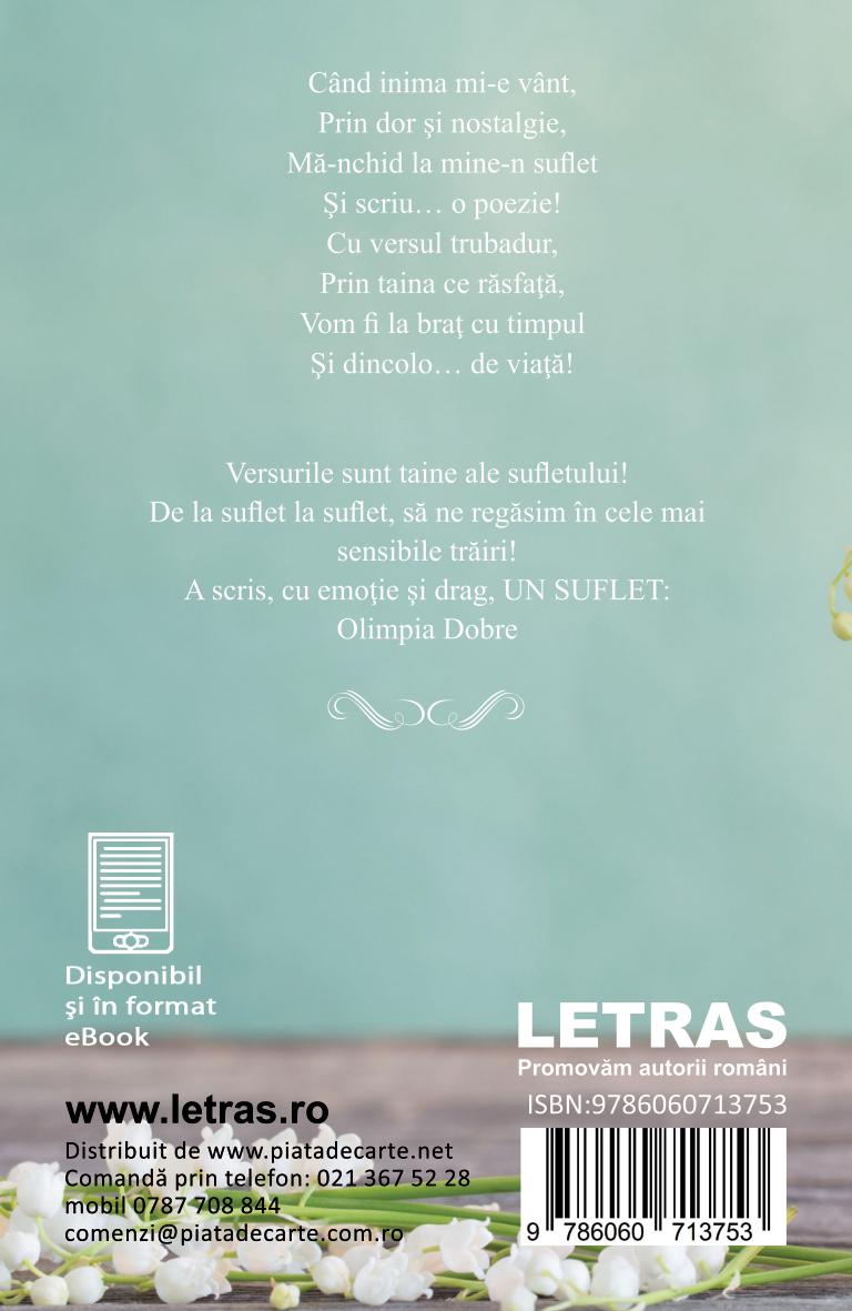 Dobre Olimpia_Secretul mamei_coperta 4 - Editura Letras
