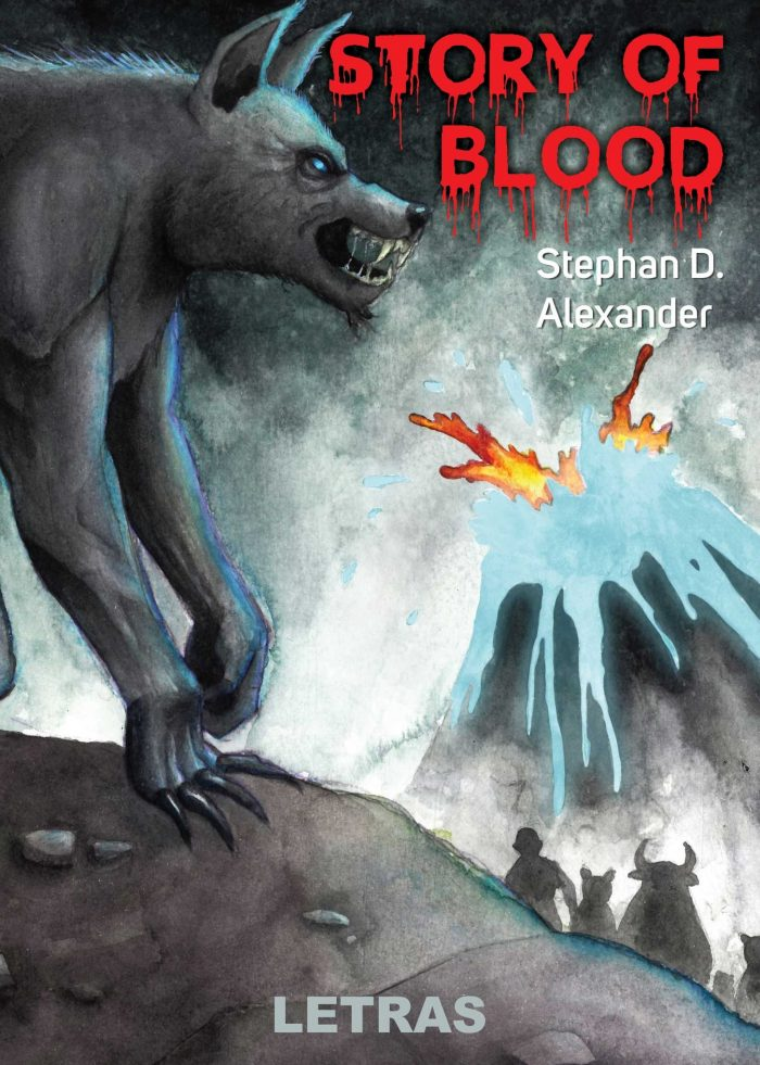 Story of blood_coperta 1