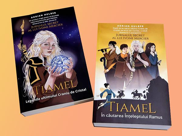 Tiamel vol 1 & 2_back orange