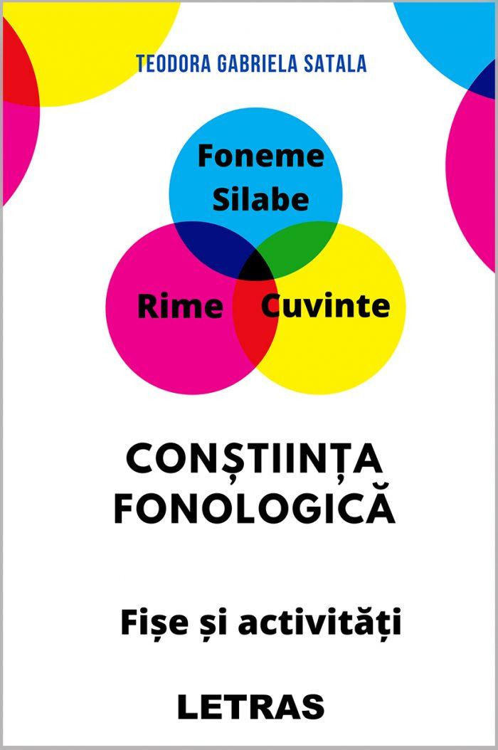 Conștiința fonologică - fise si activitati