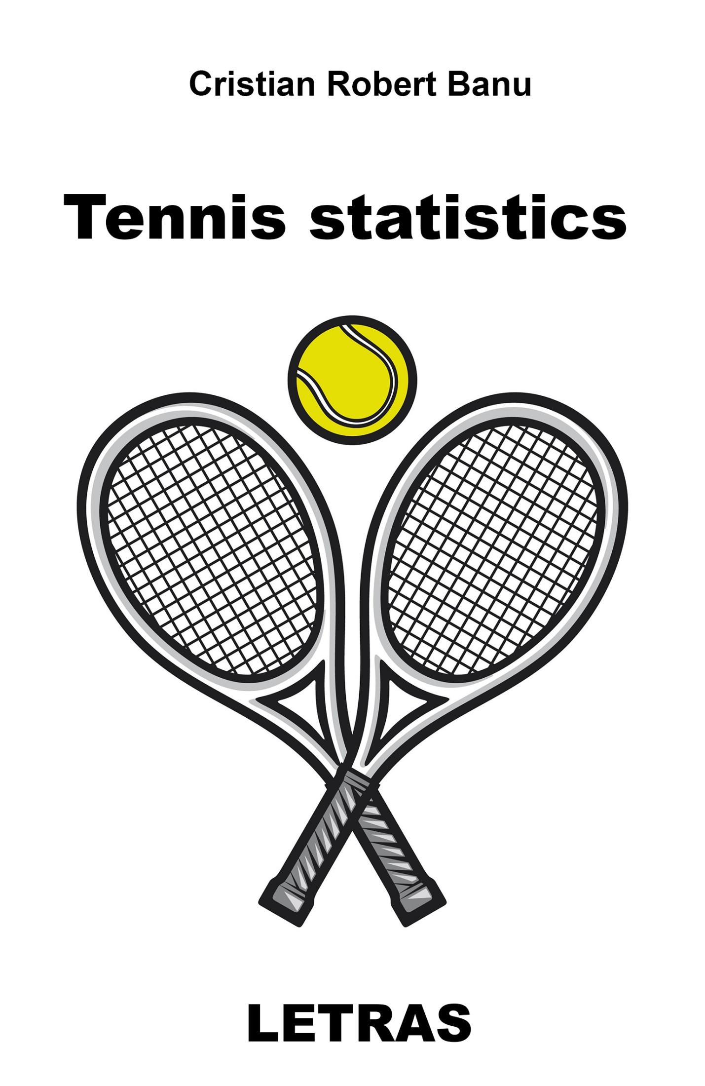 Tennis-statistics - Cristian Robert Banu