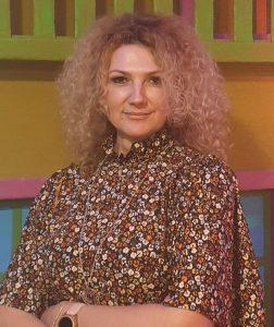 Mirela Păduraru - Terapeut Ocupational si Consilier de dezvoltare personala